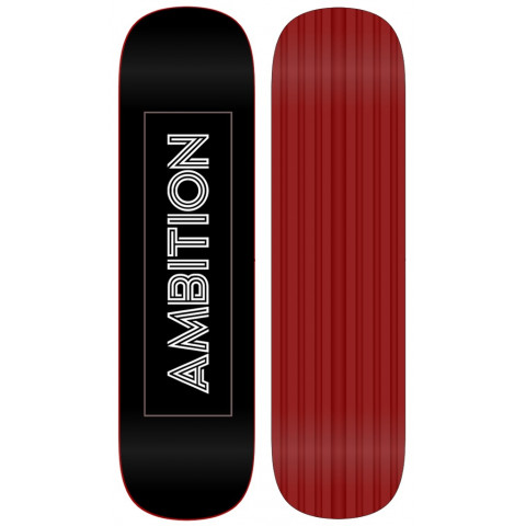 Сноускейт Ambition Jib Series Red Snowskate (2022)